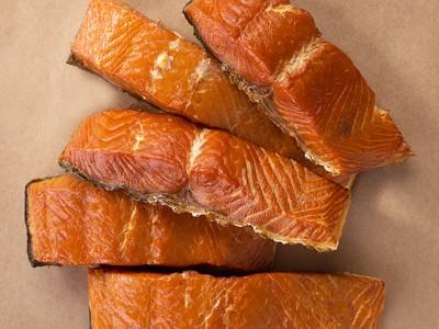 Smoked Salmon (Maple)